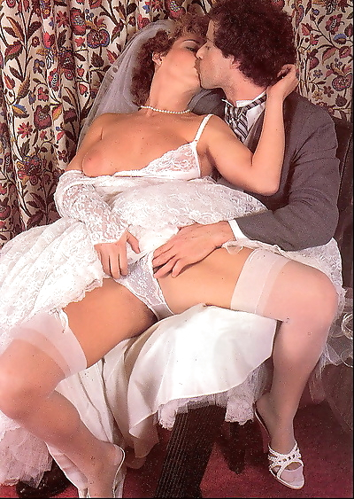 Vintage threesome sex..