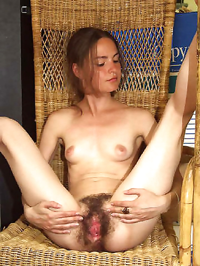 Retro hairy amateurs sex..