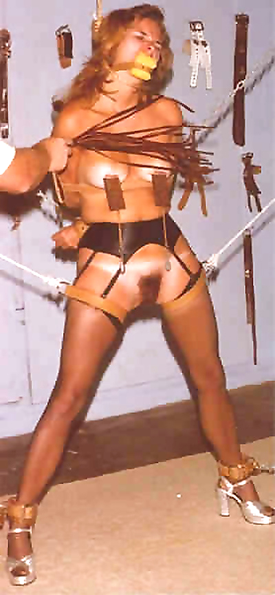 Retro bdsm photography and..