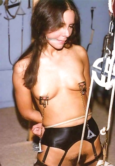 Retro bdsm magazine..