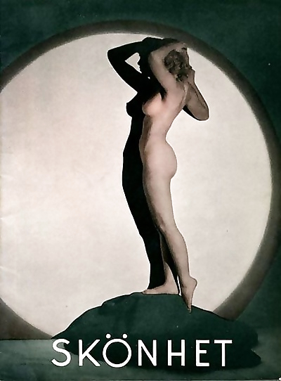 Vintage beauties posing naked for you - part 1528